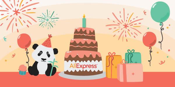 Aniversario AliExpress