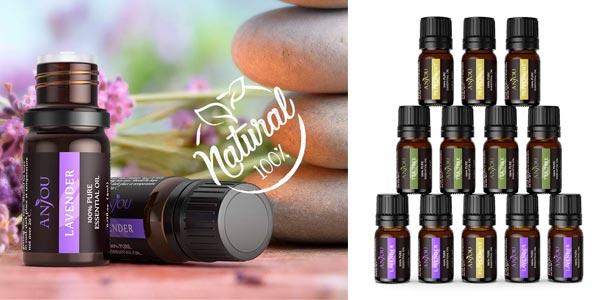 Anjou aceites esenciales 12 unidades chollo Amazon