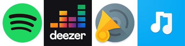 Apps música y reproductores gratis en Android