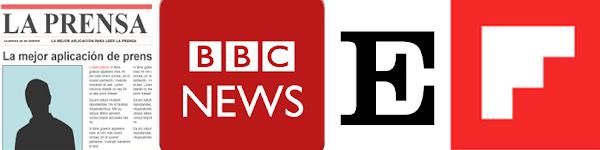 Apps para prensa y noticias gratis en Android