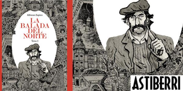 Astiberri Editorial La Balada del Norte de Alfonso Zapico gratis en Descarga digital