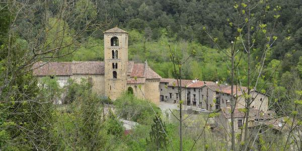 Beget escapada barata a pueblo medieval