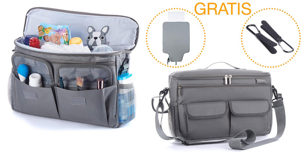 Bolso de Bebé Universal 8safe con cambiador barato en Amazon