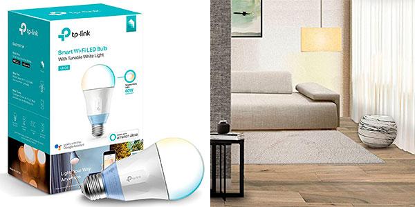 Bombilla inteligente Tp-Link LB120 LED con Wi-Fi barata