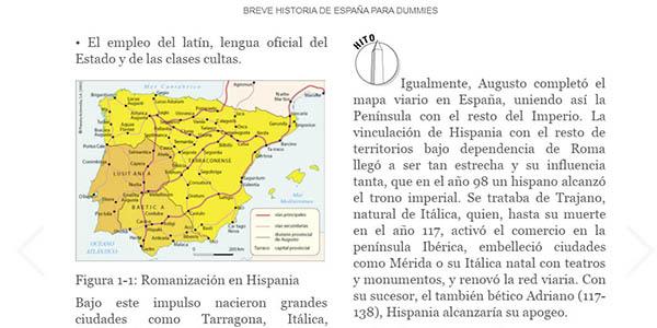Breve Historia de España para dummies gratis en La Casa del Libro