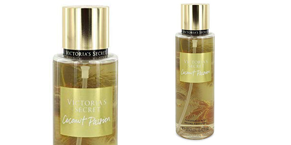 Fragancia femenina Victoria's Secret Coconut Passion de 250 ml barata en Amazon