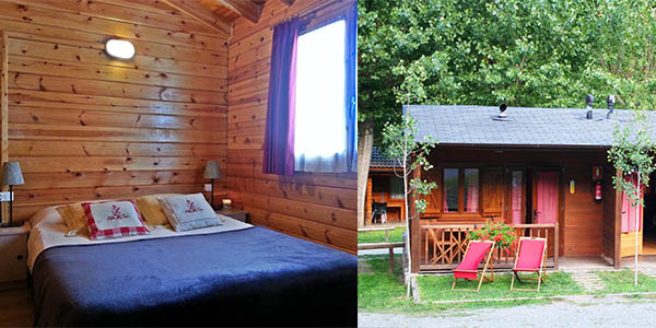 Bungalows Nou Camping Lérida oferta