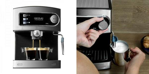 Cafetera Cecotec Power ESpresso 20 barata en eBay