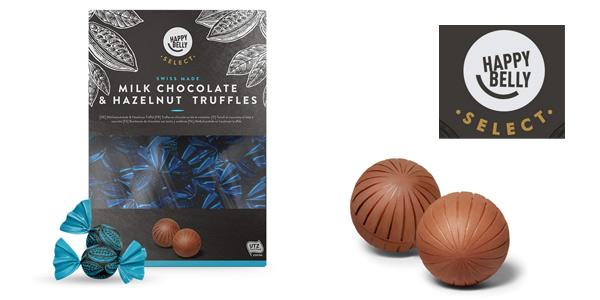 Caja de Bombones de chocolate y avellanas Happy Belly Select de 665 gr barata en Amazon