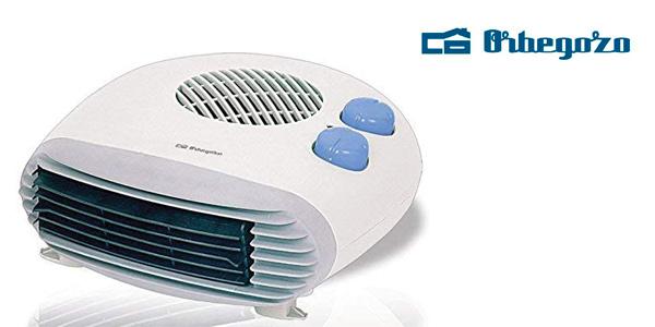 Calefactor eléctrico Orbegozo FH-5009 de 2000W barato en Amazon