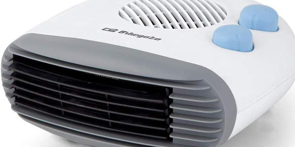 Calefactor eléctrico Orbegozo FH-5009 de 2000W chollo en Amazon
