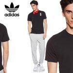 Camiseta manga corta adidas Brilliant Basics T-Shirt para hombre barata en Amazon
