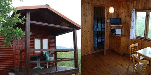Camping Cervera de Buitrago relación calidad-precio alta