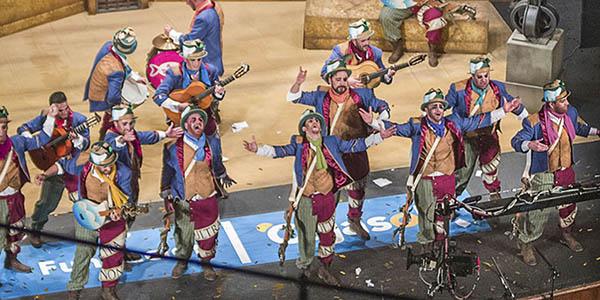 Carnaval de Cádiz símbolo ciudad