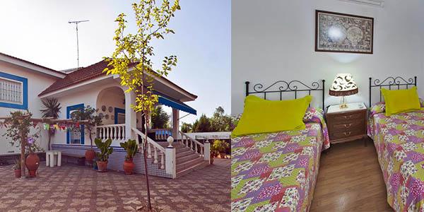 Casa rural Niebla Huelva barata