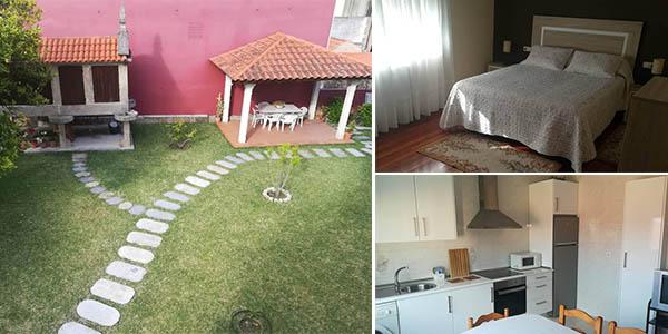 Casa turística entre Combarro y Sanjenjo chollo con cancelación gratis