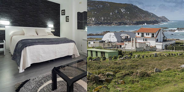 Casa da Vasca alojamiento en Malpica baro en la ruta de los Faros