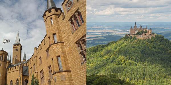 Castillo Hohenzollern Alemania