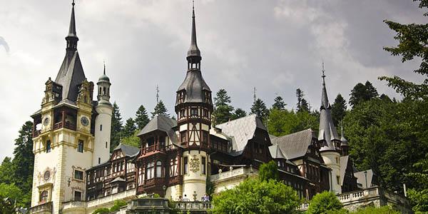 Castillo Peles en Rumanía