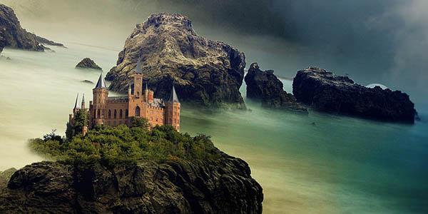 castillos curiosos e impresionantes del mundo