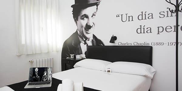 Casual Cine Valencia hotel económico con temática