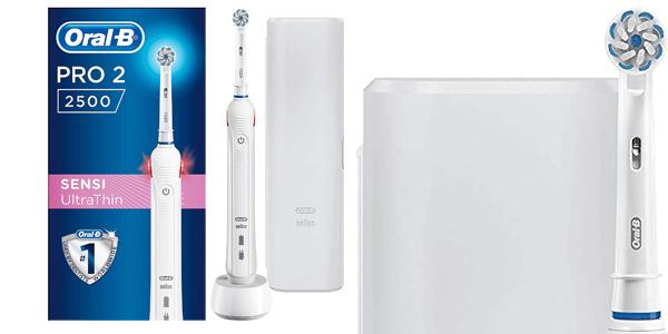 Cepillo de dientes eléctrico Oral-B Pro 2 2500 barato en Amazon