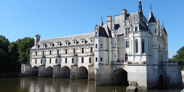 Castillo Chenonceau en Francia