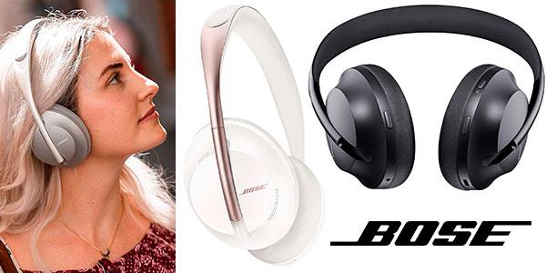 Chollo Auriculares Bose 700 con cancelación de ruido y Alexa
