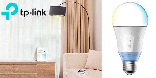 Chollo Bombilla inteligente Tp-Link LB120 LED con Wi-Fi