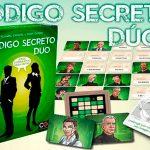 Chollo Juego de mesa Código Secreto: Dúo
