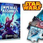 Chollo Juego Star Wars Imperial Assault: Regreso a Hoth (expansión)