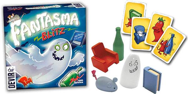 Chollo Juego de mesa Fantasma Blitz