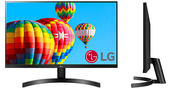 "Chollo Monitor LG 27MK600M de 27"" Full HD"