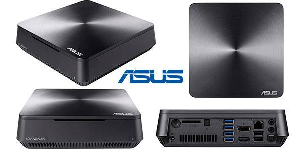 Chollo Ordenador de sobremesa Asus VivoMini VM45 con 4 GB RAM y 64 GB SSD