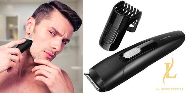 Chollo Recortador eléctrico Liberex de barba y cabello para hombre