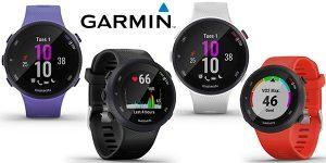 Chollo Reloj multisport Garmin Forerunner 45S con GPS y pulsómetro