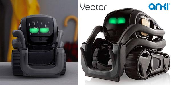 Chollo Robot Vector de Anki con inteligencia artificial