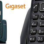 Chollo Teléfono Gigaset A116 inalámbrico