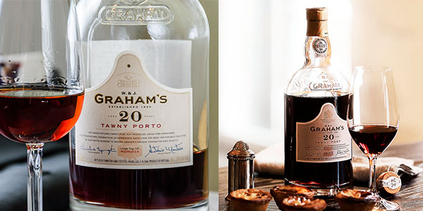 Vino Graham's 20 Years Tawny con DO Oporto barato