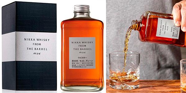 Chollo Whisky Nikka From The Barrel de 500 ml