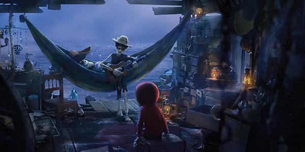Coco Disney Pixar escenario real inspiración