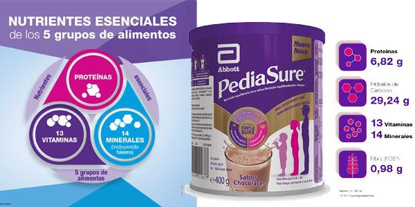 Complemento Alimenticio Pediasure para niños barato en Amazon