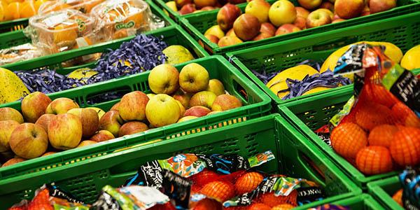 comprar fruta y verdura durante el coronavirus