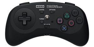 Mando Hori Fighting Commander para PS4, PS3 o PC
