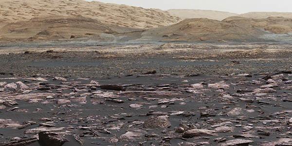 Curiosity Mision NASA decubrir Marte 2020