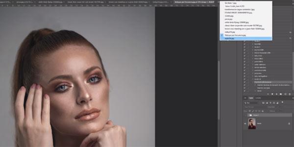 Curso Photoshop 2020 para fotografía gratis en Udemy