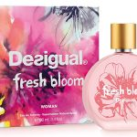 Eau de toilette Desigual Fresh Bloom de 100 ml barata en Amazon