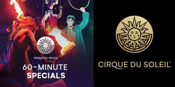 El Circo del Sol espectáculos gratis online