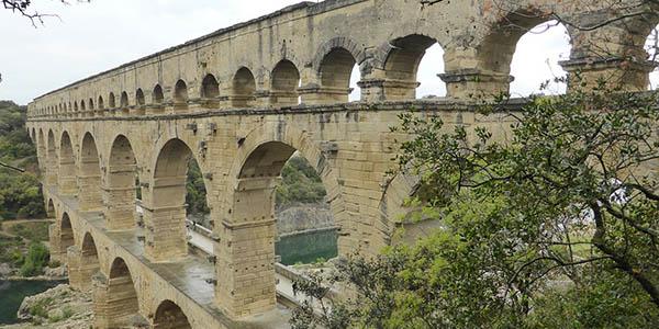 escapada a Puente de Gard Francia chollo