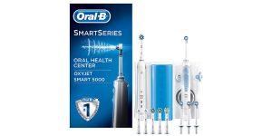 Estación de Cuidado Bucal Oral-B Smart 5000 barata en Amazon